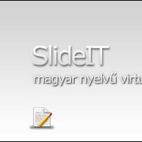 SlideIT - virtuális billentyűzet