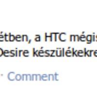 A HTC Desire kálváriája folytatódik