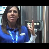 A Samsung bemutatja: androidos hűtő