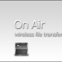 On Air - Wifi disk for android