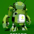 Android logo a'la Transformers