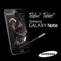 Havasi Balázs és a Samsung Galaxy Note