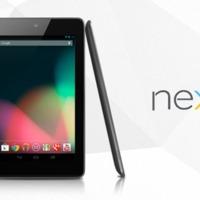 Bréking: itt az első Nexus táblagép a Google-től - Nexus 7