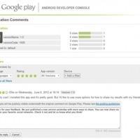 Google Play: a fejlesztő válaszol