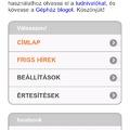 Bétateszt: HVG android app