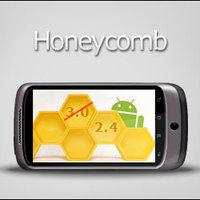 Csak 2.4 a Honeycomb, Xoom, táblagépek mindenhol