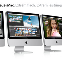 Apple Unveils New iMac