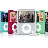 Meet the all new iPod nano