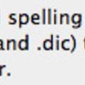 magyar helyesírás szótár a Snow Leopard alatt