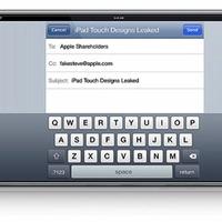 Apple tablet még ma?
