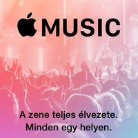 Kicsit még kaotikus, de nagy siker lehet az Apple Music