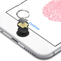 Szenved az Apple a kijelzőbe épített Touch ID-vel