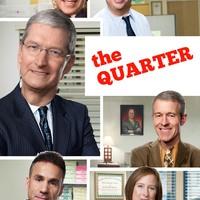 Kidobják az ajtón, visszamászik az ablakon: az Apple rekord negyedéve