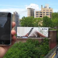 Utazó iPhone: New York