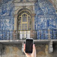 Utazó iPhone: Obidos