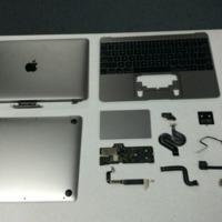 Tudjátok milyen az új MacBook belülről? Láttátok a A Jedi visszatért?