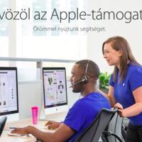 Az Apple Supportnál nincs jobb dolog széles e világon