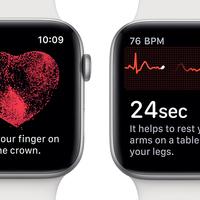 Úgy tűnik, elég könnyű lesz kijátszani az Apple Watch 4 EKG korlátozását
