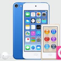 Jönnek az új iPodok!