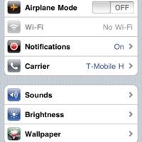 Wifi-problémák iOS 6-ban
