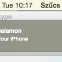 Az első foghíjas nap együtt az iOS 8.1-cal és az OS X Yosemite-vel