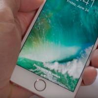 Ha az iOS 10-ben nincs Slide to unlock, hogyan lépünk be?