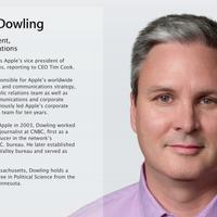 A new fantastic vezető join the Apple csapat
