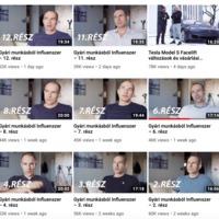 Handrás olyat művel a Youtube-bal, amit nemigen látni