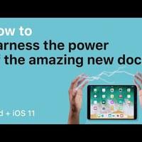 Hat videón láthatod, mit művel az iPadeddel az iOS 11