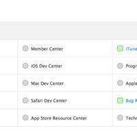 Visszakapcsolja az Apple a fejlesztői oldalait