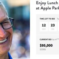 Idén is együtt ebédelhetsz Tim Cookkal, nem is akárhol!