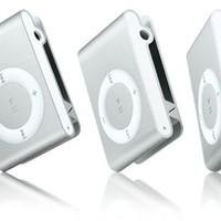 Olcsóbb/nagyobb iPod shuffle