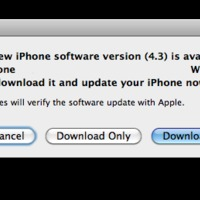 Itt az iOS 4.3