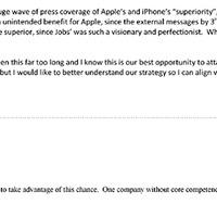 Samsung: Jobs halála jó lehetőség volt megtámadni az iPhone-t