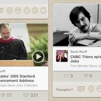 Remek összeállítás Steve Jobs videóiból