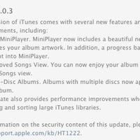 Frissült az iTunes 11