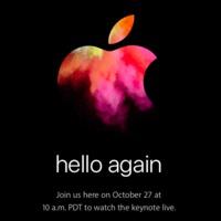 Apple Mac Event 2016 - élőben