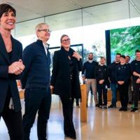 Elhagyja az Apple-t a legjobban teljesítő vezetője