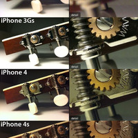Az iPhone-kamera fejlődése képekben