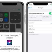 Announce Messages: a legkényelmesebb chatelés, iOS 13-ban
