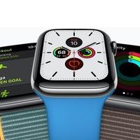 Véroxigént mér és alvást figyel: idén jöhet az Apple Watch 6