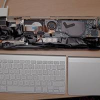 Billentyűzetbe került a Mac
