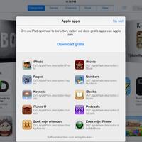 Ingyenesek lesznek az Apple iOS appjai