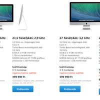 Olcsóbb iMac jöhet