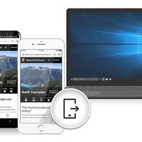 Megjelent a Microsoft Edge böngésző iOS-re
