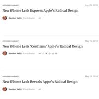 Baromi rossz lehet Apple-bloggernek lenni a Forbes-nál