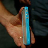 Fotók az iPhone 4 védőtokjáról