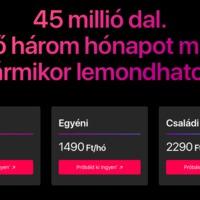 Diákoknak viccesen olcsó lett az Apple Music Magyarországon