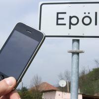 Honnan jött Epöl község neve?