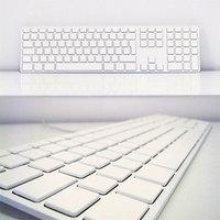 A legminimalistább Apple-billentyűzet
